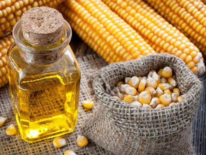 Чистое кукурузное масло какое оно