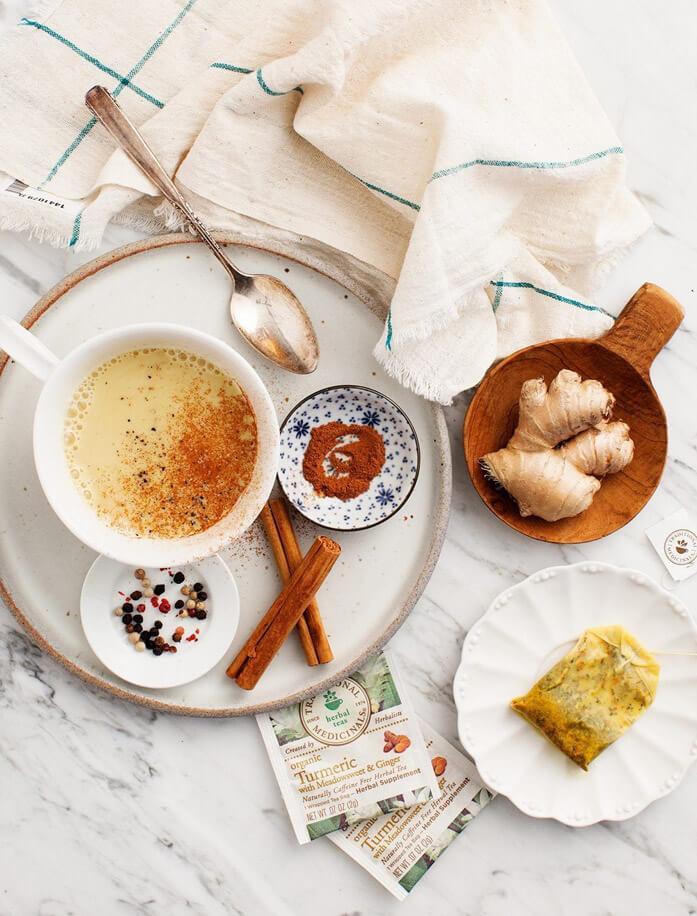 набор компонентов к кофе 5 специй