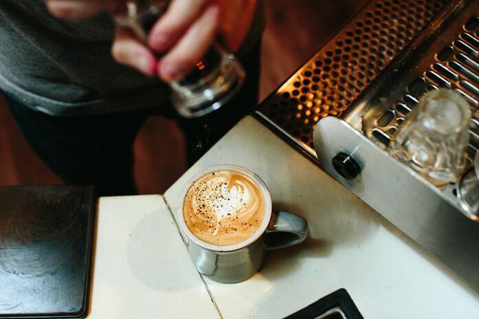 рецепт кофе с черным перцем