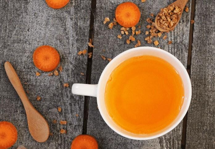 органический морковный чай