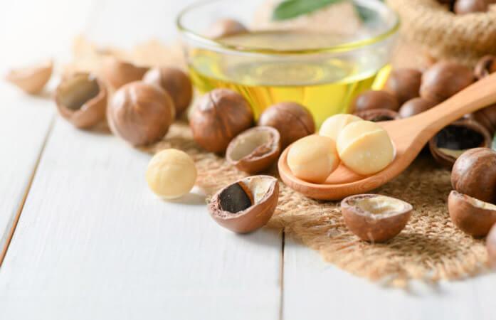 масло гавайских орехов