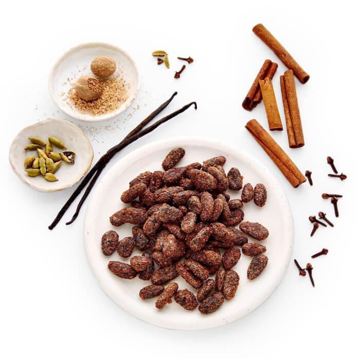 карамелизованные какао-бобы