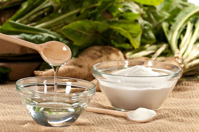 сироп цикория и сахарозаменители