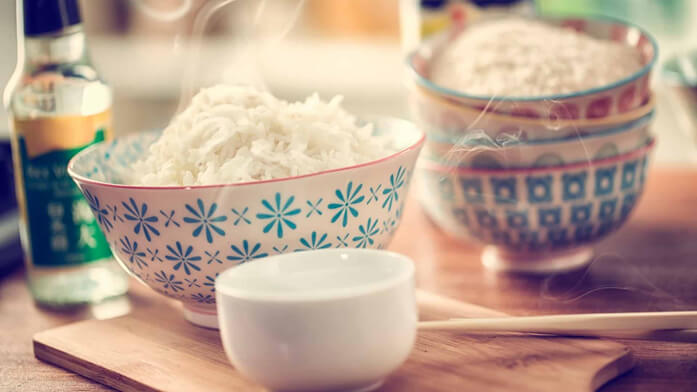 уксус из риса дома